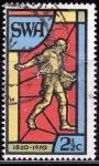 Stamps Africa - Namibia -  Asociación de la Biblia