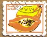 Stamps Brazil -  MAMAO
