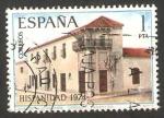 Sellos de Europa - España -  2213 - Hispanidad, Argentina, Casa del Virrey Sobremonte en Córdoba