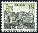 Sellos de Europa - España -  2901- TURISMO. RUINAS DE SANTA MARIA D' OZO ( PONTEVEDRA ).