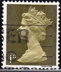 Sellos de Europa - Reino Unido -  Isabel II