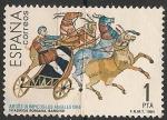 Sellos de Europa - España -  Juegos Olímpicos.  Los Ángeles. Ed 2768