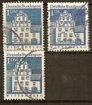 Sellos de Europa - Alemania -  La Casa de Melanchthon en Wittenberg