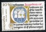 Sellos de Europa - España -  2911- Dia del Sello. Correos de rey Jaime II de Mallorca.