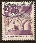 Sellos del Mundo : Europa : Alemania : Löwenberg-Schlesien