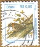 Sellos de America - Brasil -  Tico Tico