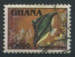Sellos de Africa - Ghana -  Pez