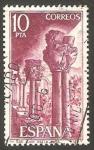Stamps Spain -  2299 - Monasterio de San Juan de la Peña