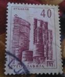 Sellos de Europa - Yugoslavia -  Ingenieria y arquitectura