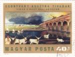 Sellos de Europa - Hungría -  gsontvary