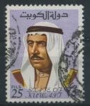 Stamps Asia - Kuwait -  S466 - Sheik Sabah
