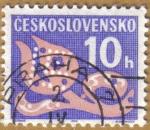 Sellos de Europa - Checoslovaquia -  ILUSTRACION