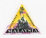Stamps Asia - Malaysia -