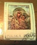 Sellos de Europa - Polonia -  Jesus