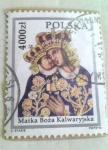 Sellos de Europa - Polonia -  St,mary s sanctuary, our lady of kalwaria zebrzydowska