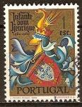 Sellos del Mundo : Europa : Portugal : 5ºcent. de la muerte del Infante Enrique (1460-1960).