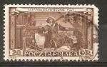 Sellos de Europa - Hungría -  NICOLAUS  COPERNICUS