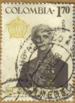 Stamps Colombia -  JOSE JOAQUIN OASAS