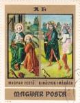 Sellos de Europa - Hungría -  kiralyok