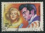 Sellos del Mundo : Africa : Madagascar : S1224b - Marilyn Monroe y Elvis Presley