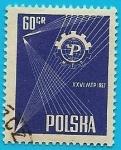 Stamps Poland -  XXVI MTP - Feria Internacional de Poznan