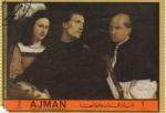 Sellos de Asia - Emiratos Árabes Unidos -  Tiziano