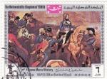 Sellos de Asia - Yemen -  Hombres famosos de la historia:NAPOLEON