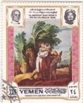 Sellos de Asia - Yemen -  Domenico