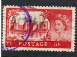 Stamps United Kingdom -  castillos