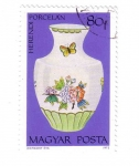 Stamps Hungary -  Herendi Porcelán