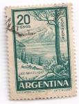 Stamps Argentina -  Nahuel Huapi
