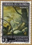 Stamps Colombia -  XXXIX Congreso Eucaristico Internacional