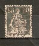 Sellos de Europa - Suiza -  HELVETIA