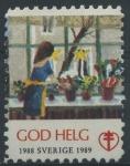 Sellos del Mundo : Europa : Suecia : Desconocido - God Helg