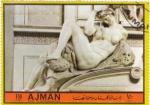 Sellos de Asia - Emiratos Árabes Unidos -  Michelangelo