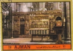 Stamps United Arab Emirates -  Westminster