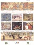 Sellos de America - Colombia -  Territorio,sociedad y nación un siglo de historia