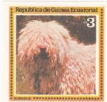 Stamps Equatorial Guinea -  perros-Komodor