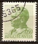 Sellos del Mundo : Europa : Yugoslavia : Presidente Tito