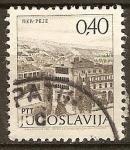 Sellos del Mundo : Europa : Yugoslavia : Pejë de Kosovo.