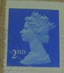 Sellos de Europa - Reino Unido -  Queen elizabeth ll