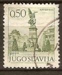 Sellos del Mundo : Europa : Yugoslavia : Kruševac (Крушевац) de Servia.