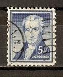 Sellos de America - Estados Unidos -  J. Monroe.