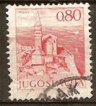 Sellos del Mundo : Europa : Yugoslavia : Piran de Eslovenia.