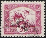 Stamps of the world : France :  INDOCHINA