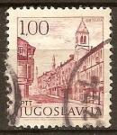 Sellos del Mundo : Europa : Yugoslavia : Bitola (Битола) de Macedonia.