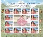 Stamps : America : Colombia :  Consuelo Araujo Noguera, La cacica
