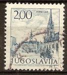 Sellos del Mundo : Europa : Yugoslavia : Novi Sad (Нови Сад) de Servia.