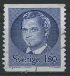 Sellos de Europa - Suecia -  S1368 - Rey Carlos XVI Gustavo