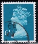 Sellos del Mundo : Europa : Reino_Unido : Isabel II